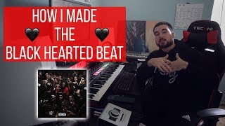 How I Made Black Hearted For Mozzy | Cook With Cruz Ep. 18