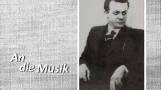 LEMESHEV  An die Musik   ЛЕМЕШЕВ