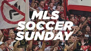 New York Red Bulls vs Atlanta United | Sunday May 19, 2019