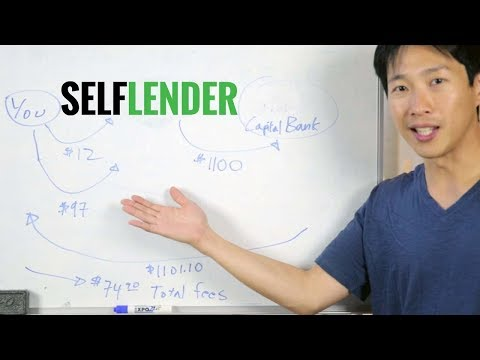 [SelfLender Sponsored] How to Build Credit with Bad Credit or No Credit
