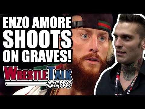 Samoa Joe WWE RETURN Update! Enzo Amore SHOOTS On Corey Graves! | WrestleTalk News Sept. 2017