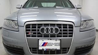 Audi S6 5.2 V10 Quattro Test Drive & Vehicle Overview