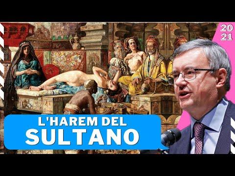 L'Harem del Sultano | Alessandro Barbero (2021)