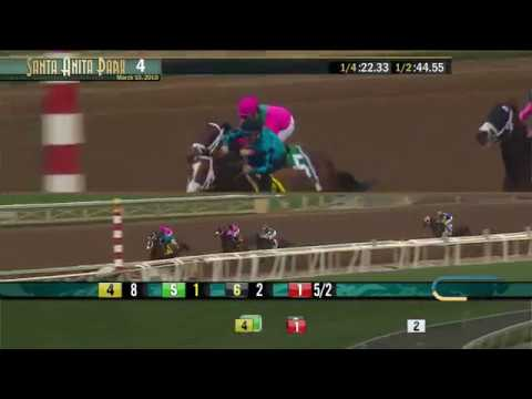 Triple Bend Stakes (Grade I) - March 10, 2018