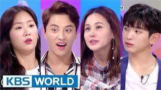 Hello Counselor - Ivy, Min Woohyuk, Soyou, Lee Euiwoong [ENG/THA/2017.09.04]