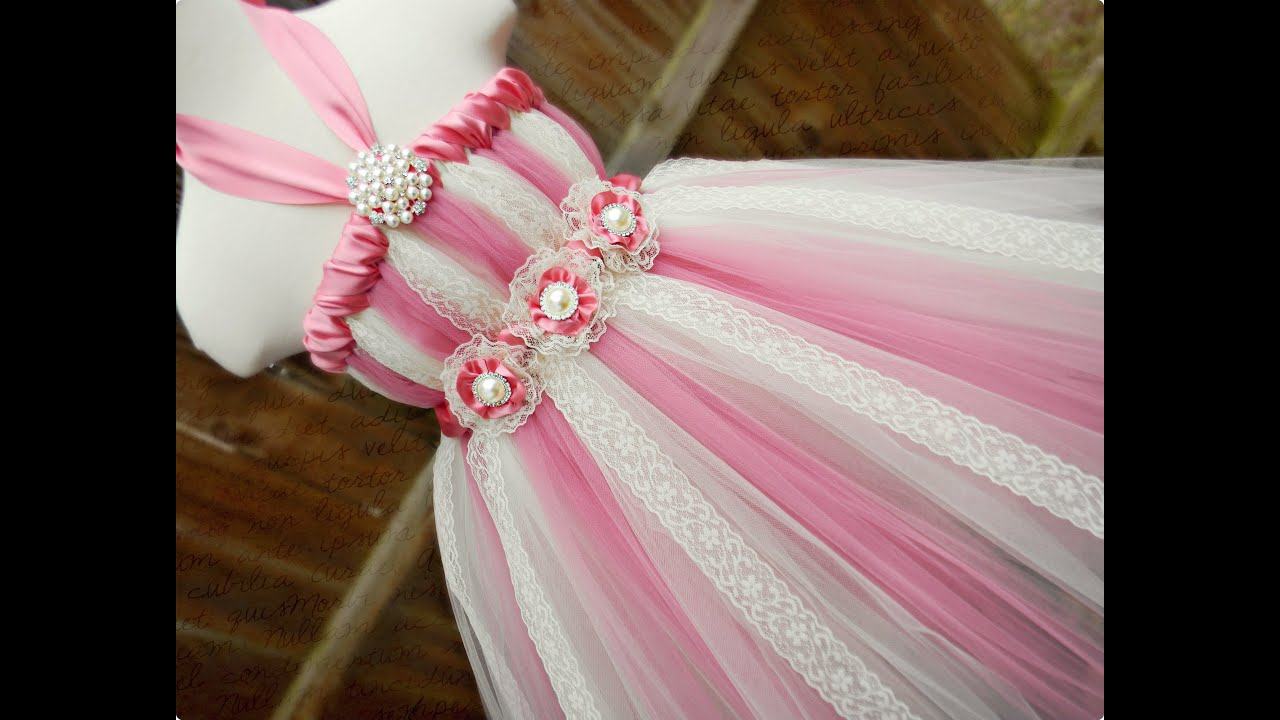 How to keep a tutu dress from bunching up youtube
