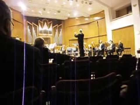Denislav Tomov - Waltz for Brass Band Travel Video