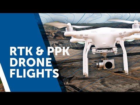Best Practices for RTK & PPK Drone Flights | Webinar Recording