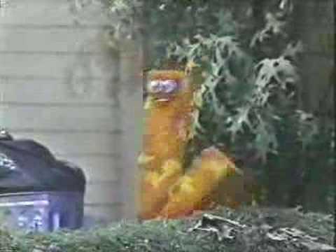 Classic Sesame Street - Rebel L
