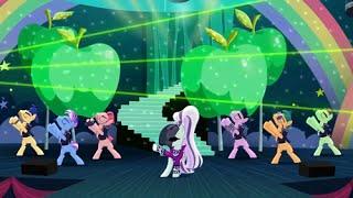 The Spectacle Razzle Dazzle MLP FiM Countess Coloratura song mp3 HD