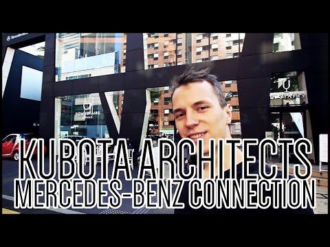 Kubota Architects, Mercedes-Benz Connection [Japanese Architecture]