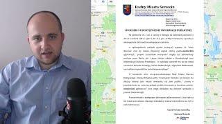"""Dariusz Matecki: PO chce ze Szczecina zrobić """"polsko-NIEMIECKĄ aglomerację""""? Nie ma na to zgody!"""