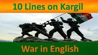 10 Lines on Kargil Vijay Diwas/Essay on Kargil Vijay Diwas/Few Lines On Kargil War/Safed sagar