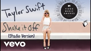 Taylor Swift - Shake It Off (MTV Video Music Awards 2014) (Live Studio Version)