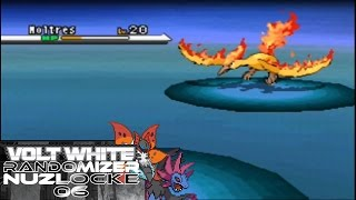 Bird Keeps itself In The Air By Sheer Anger Alone | Volt White Randomizer Nuzlocke Episode 6