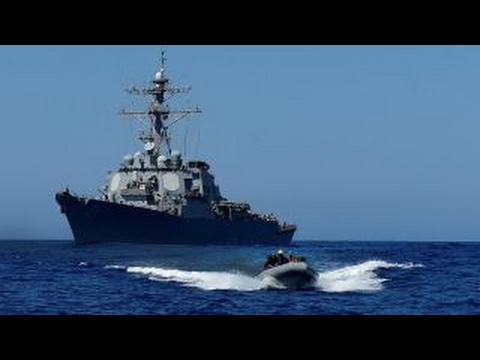 US uses Tomahawk missiles in strike against Syria