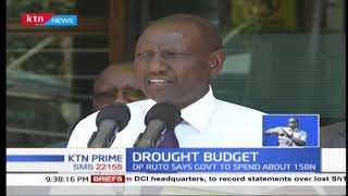 DP William Ruto: Kenya\'s food situation remains stable