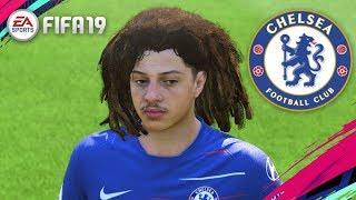 FIFA 19 | NEW FACES CHELSEA - Premier League