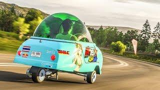 ห่อหมกจิ๋ว สายบันเทิง (Peel Trident Forza Horizon 4)