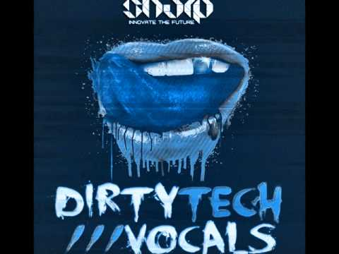 Techno vocal loops and samples | dirty vocals, speech & phrases - Royalty free sample pack