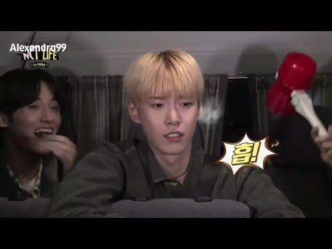 Doyoung(NCT) angry moments