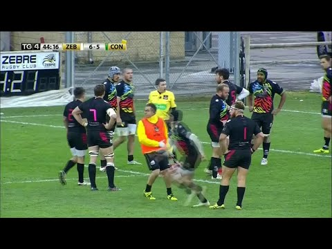 Guinness PRO14 Round 10 Highlights: Zebre v Connacht Rugby