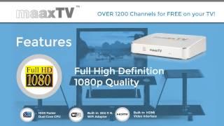 MaaxTV - LN5000HD