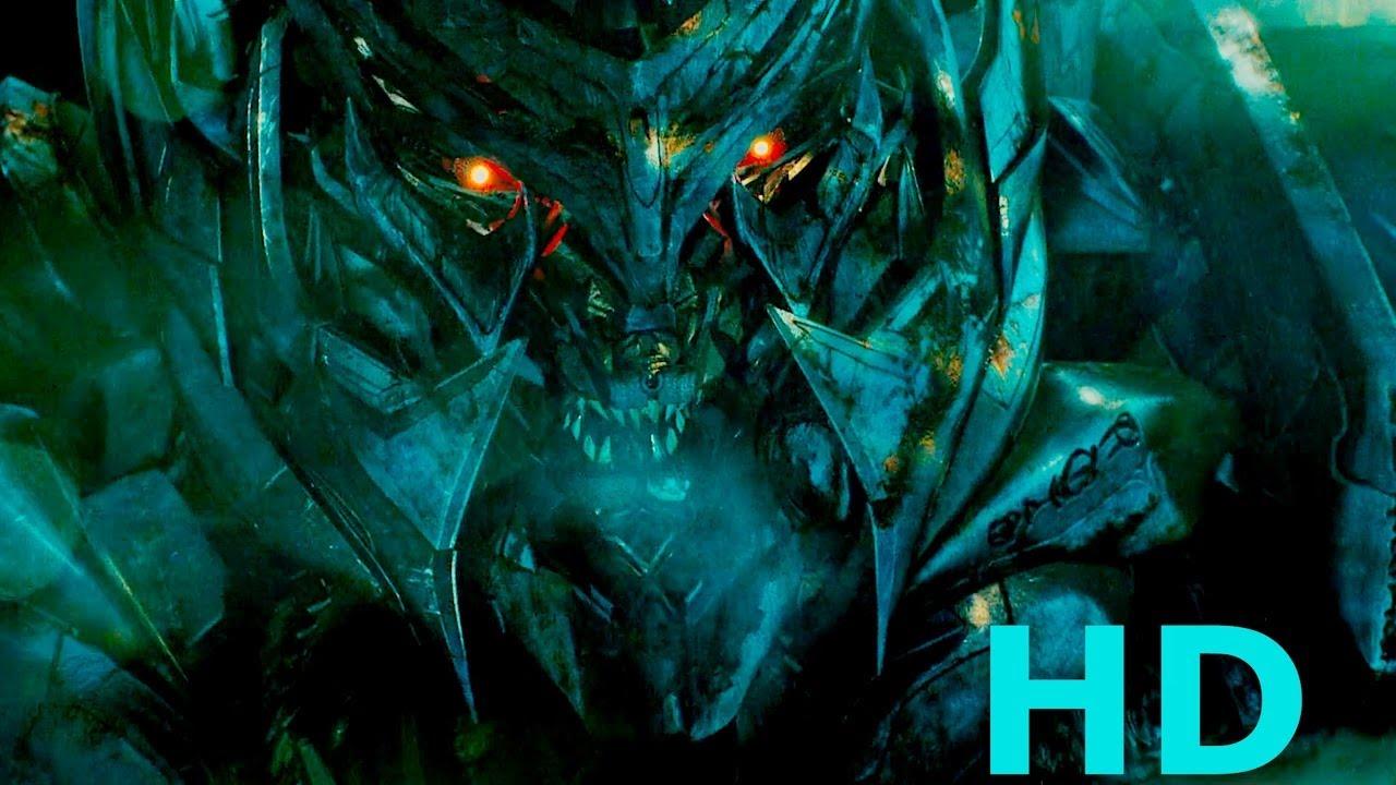 Download Megatron Returns & The Fallen Scene - Transformers: Revenge Of The Fallen Movie Clip Blu-ray HD