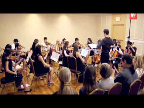 Holst Dargason 4strings Music Festival Sinfonia