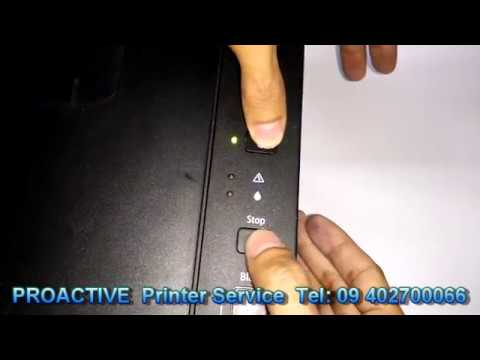 software reset printer canon ip2770 error 5b00