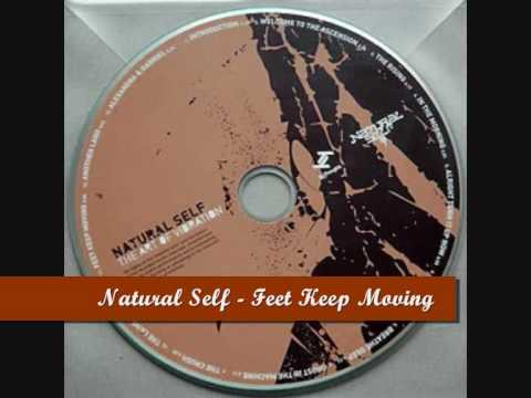 Natural Self - Feet Keep Moving