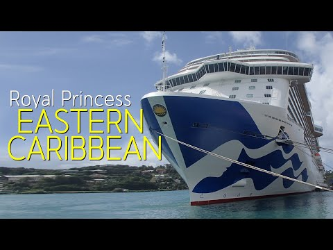 ROYAL PRINCESS Eastern Caribbean Cruise 2016