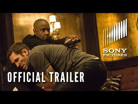 THE EQUALIZER - Official Trailer (HD)