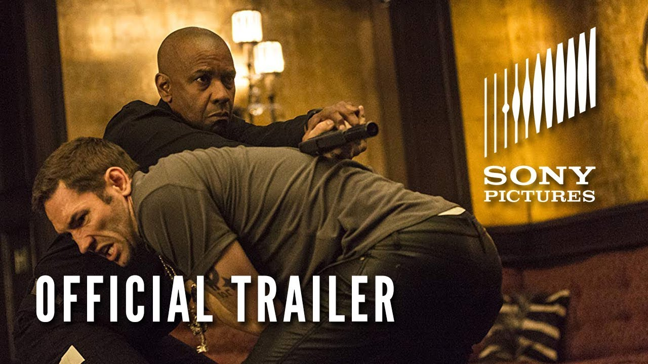 The Equalizer Official Trailer Hd Youtube