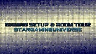 StarGamingUniverse's Gaming Setup & Room Tour - MID 2013 (2K Subscriber Special)