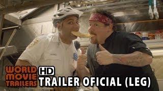 CHEF - Trailer Oficial Legendado (2014) HD