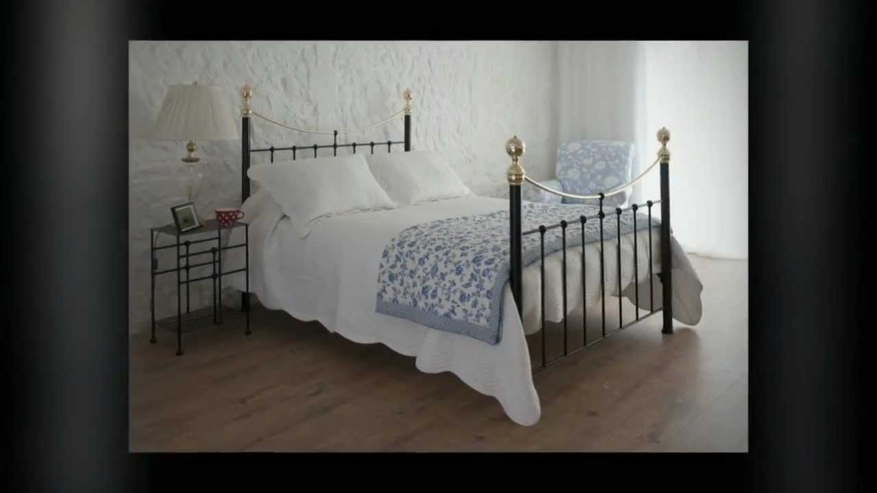 Wrought Iron Br Bed Co Harpley Nr Fakenham Norfolk Uk