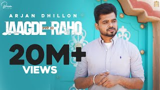 JAAGDE RAHO (Full Video)  Arjan Dhillon | Desi Crew | Brown Studios | Latest Punjabi Songs 2021