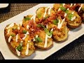 Download Easy and delicious Double Baked Potato Skins