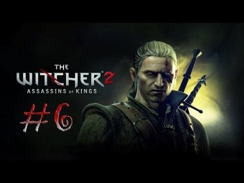 Смотреть прохождение игры Ведьмак 2. Серия 6 - Разговор с Лоредо.