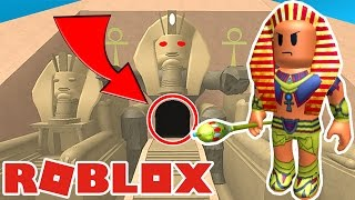 Roblox | EXPLORE the PYRAMID-Escape the Ancient Temple | Kia Breaking