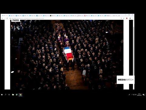France bids adieu to Jacques Chirac