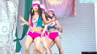 レゲエダンス 『MAD GYAL DEM』ワンラブ ジャマイカフェスティバル World Reggae Dance Championship サムライコスメチック thumbnail