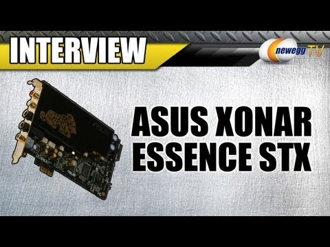Newegg TV: ASUS Xonar Essence STX Sound Card