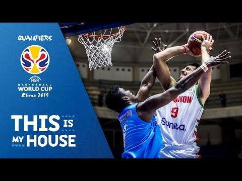 Lebanon v India - Full Game - FIBA Basketball World Cup 2019 - Asian Qualifiers