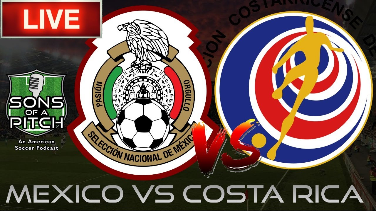 Mexico vs. Costa Rica: Live stream, start time, TV channel, how to ...