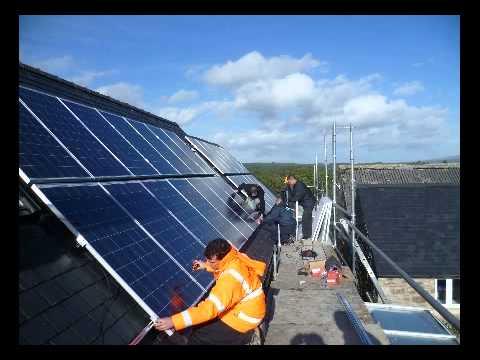 Solar Panel Installation Company Somers Ny Commercial Solar Energy Installation