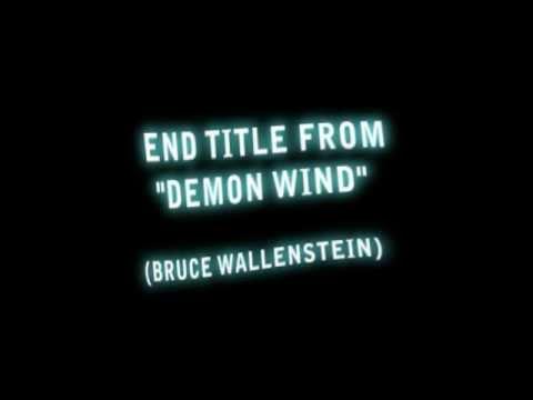 Demon Wind End Title