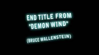 Demon Wind (End Title)