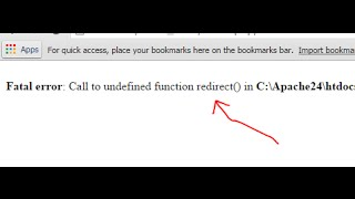 CI error : Call to undefined function redirect()(how to fixing error